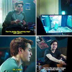 Riverdale 1x08