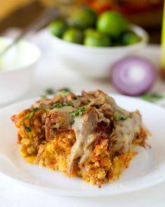 tamale pie - Pinch of Yum