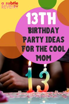 Here are the birthday party ideas for the cool moms! Planning the party should be fun and giving your upcoming teenager a fun event that feels 100% of them is easier than you may think. Be a cool mom and win their trust with the best party ideas. From themes to decorations to party games. this birthday party ideas list is all you need to make their birthday party the best one yet! #birthdayparty #birthdaypartyideas #birthdaypartyhacks