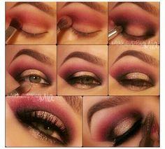 maquillaje makeup belleza modelos maquillajes mascaras consejos de belleza maquillaje de belleza maquillaje de ojos fcil de sombra de ojos