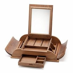 walnut-mirror-box