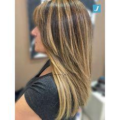Biondo Joelle! #cdj #degradejoelle #tagliopuntearia #degradé #igers #musthave #hair #hairstyle #haircolour #longhair #ootd #hairfashion #madeinitaly #wellastudionyc #braids