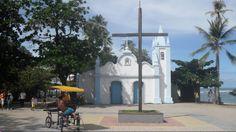 Igreja de São Francisco-Praia do Forte-Mata de S. João-Bahia-Brasil