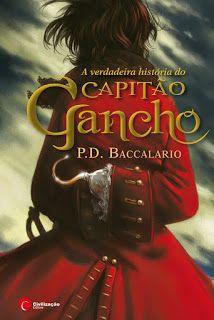 """Crónicas de uma Leitora: Opinião de """" A verdadeira história do Capitão Ganc..."""