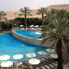 View from my room Isrotel dead sea