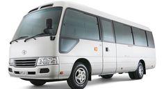 Toyota Coaster Mini Vans/Bus Sydney
