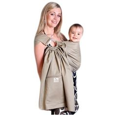 $89.00-$89.00 Baby Zolowear Organic Cotton Baby Sling Khaki, Small - SL-01648-S Size: Small  Features: -Fabric: Khaki. -Totally unpadded. -Fully adjustable. -Beautiful flowing tail. -Breastfeeding friendly. -Six safe carrying positions. -Perfect for preemie to preschooler. -Infinitely adjustable for a perfect fit. -Generous zip pocket on luxurious open tail. -Easy to get baby high and tight - in ...