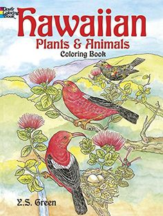 Hawaiian Plants and Animals Coloring Book (Dover Nature Coloring Book) by Y. S. Green http://www.amazon.com/dp/0486403602/ref=cm_sw_r_pi_dp_Ji6Bvb1VXDQZB