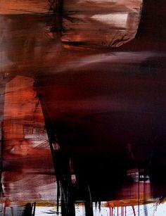 K  Laurent KOLLER  acrylic on canvas  146X114 cm  2006