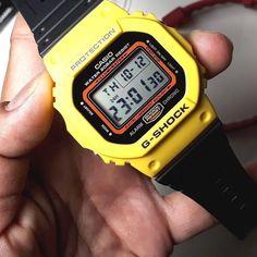 48f49017e Authentic Brand New Casio DW-5600TB-1D 80's Street Fashion Men's Watch  DW5600TB DW5600TB