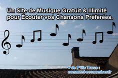 Besoin d'un bon site de musique pour écouter en illimité toutes vos chansons préférées gratuitement à la maison ou au bureau ?  Découvrez l'astuce ici : http://www.comment-economiser.fr/site-de-musique-gratuite-a-ecouter.html?utm_content=buffer9107c&utm_medium=social&utm_source=pinterest.com&utm_campaign=buffer