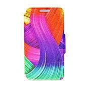 Kinston Color Ribbon Pattern PU Leather Full Body Case w/ Stand for HTC Desire 816 - Multicolored Lg Cases, Iphone 5c Cases, Iphone 6, Leather Case, Pu Leather, Cheap Iphones, Red Purple, Go Shopping, Full Body