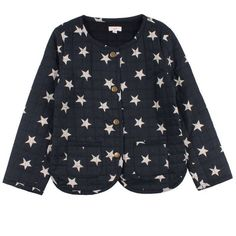 STAR Jacket...the perfect accompaniment to our Giggle All Star :-)