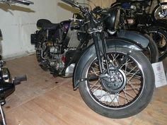 Scott Flying Squirrel TT Replica 1932 by motosanglaises, via Flickr