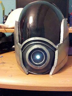 Prukogi! Tali (Mass Effect) WIP: Mask.