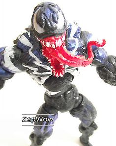 Jaw slash #venom spider-man #2000s action #figure 7 inch spiderman hasbro ,  View more on the LINK: http://www.zeppy.io/product/gb/2/272357490142/