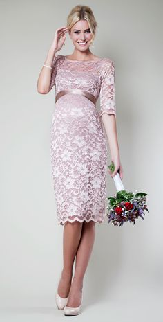 I think this dress is gorgeous and Mom said it would be easy to make. This particular one is maternity but we could make it for non pregnant people.