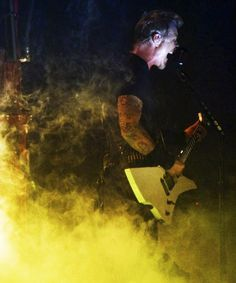 James Hetfield   2012