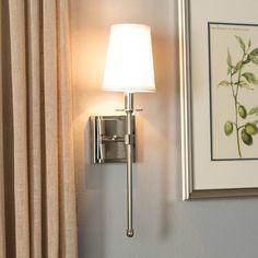 Savoy House 93021 Monroe 1 Light Bathroom Sconce $78 Good Inspiration Wall Sconces Bathroom Design Decoration