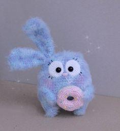bunny crochet amigurumi pattern