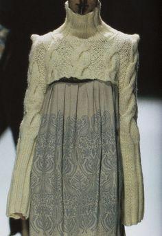 knitGrandeur®: Undercover F/W 1997-1998