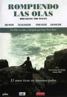 Rompiendo las olas (1996) Dinamarca. Dir: Lars Von Trier. Drama. Discapacidade. Películas de culto - DVD CINE 48