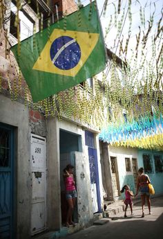 Beautiful Brazil gives us World Cup fever! #WorldCup2014