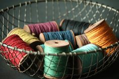 Lovely solid baker's twine, original to Olive Manna, puts a classy twist on the…