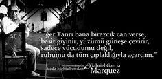 GABRIEL GARCIA MARQUEZ - VEDA MEKTUBU #GabrielGarciaMarquez #siir #mektup #eskimeyensozler