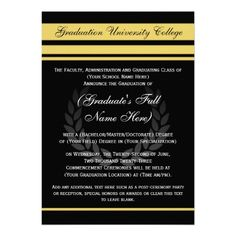 Formal College Graduation Announcements (Blue) today price drop and special promotion. Get The best buyShopping Formal College Graduation Announcements (Blue) today easy to Shops & Purchase Online - transferred directly secure and trusted checkout. College Graduation Announcements, Graduation Invitations College, Graduation Cards, Graduation Ideas, Graduation 2015, Graduation Parties, Graduation Celebration, Open House Invitation, Graduation Open Houses