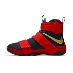 huge discount c8568 acef4 Nike Zoom LeBron Soldier 10 iD Men s Basketball Shoe Timberlands Shoes,  Shoes Sneakers, Nike