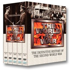 The World At War – Complete Set  http://www.videoonlinestore.com/the-world-at-war-complete-set/
