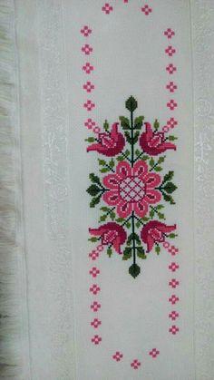 The most beautiful cross-stitch pattern - Knitting, Crochet Love Cross Stitch Letters, Cross Stitch Bookmarks, Cross Stitch Heart, Beaded Cross Stitch, Cross Stitch Borders, Cross Stitch Samplers, Modern Cross Stitch, Cross Stitching, Cross Stitch Embroidery