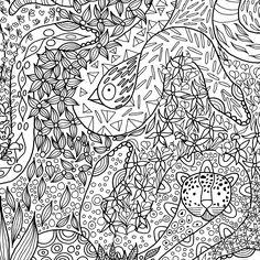 Imaginem uma representação fantástica e onírica da Amazônia. Rosenbaum e o Fetiche fizeram a sua e o resultado foi essa estampa que traz os animais, plantas e lendas amazônicas em uma composição manual com traços finos e delicados do Rafael Agostinho.