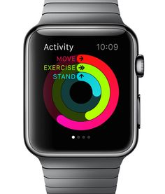My Apple Watch has changed my life! Apple Watch Promises to Change Your Workouts Forever — get the scoop here. Available early next year. Apple Watch Iphone, New Apple Watch, New Iphone, Iphone Macbook, Tracker Fitness, Nutrition Tracker, Fitness App, Nutrition Classes, Nutrition Activities