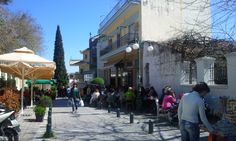 The Thiseio of Thrace...                    Xanthi town..Thrace..Greece...