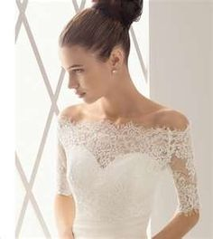 Lace sweetheart