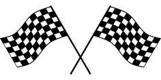 Checker, Флаг, Раса, Карирания Флаг