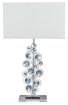 Stolní lampa SEARCHLIGHT SL 4910 | Uni-Svitidla.cz Moderní pokojová #lampička vhodná jako doplňkové osvětlení domácnosti či kanceláře #modern, #lamp, #table, #light, #lampa, #lampy, #lampičky, #stolní, #stolnílampy, #room, #bathroom, #livingroom