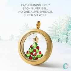 Origami Owl 2014 Holiday Collection available October 16th