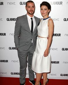 Emma Willis and Matt Willis are expecting their third baby [Getty]