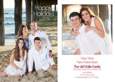 Holiday cards from Kat Monk Photo