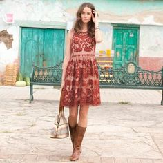 Love At First Sight Dress | Robert Redford's Sundance Catalog