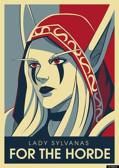 World Of Warcraft Movie, Wow Horde, Banshee Queen, Sylvanas Windrunner, For The Horde, Comic Tattoo, Armor Tattoo, Warcraft Art, Heroes Of The Storm