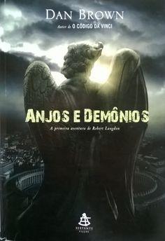 Entre Frases e Palavras: Anjos e Demônios - Dan Brown