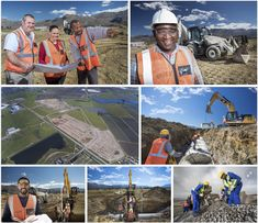 Portraits and Industrial photography for ASLA Operations / ASL Devco.ASLA Operations is a building and construction company situated in the Western Cape. ASLA Operations consists of three divisions, ASLA Devco, ASLA Construction and ASLA Plant.