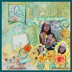 Lindy's Stamp Gang Layout