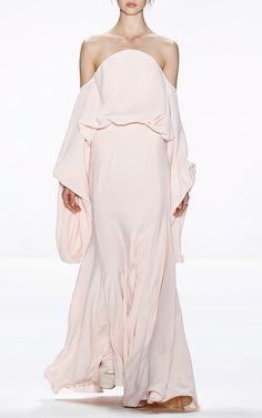 Pausy Off The Shoulder Maxi Dress by Lana Mueller   Moda Operandi