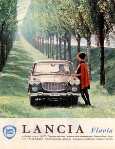 #lancia ad #italiandesign