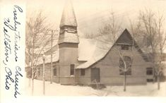 D24/ Wellston Ohio Postcard Real Photo RPPC c1940s Presbyterian Church Churches Of Christ, Old Churches, Photo Postcards, Vintage Postcards, Portsmouth Ohio, Church Building, Outdoor, Vintage Travel Postcards, Outdoors